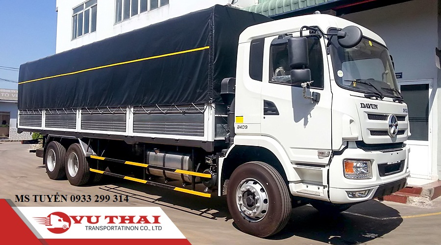 Chành xe gửi hàng đi Khánh Hòa