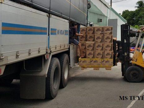 Vận chuyển hàng Đồng Nai đi Ninh Thuận
