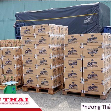 Chành xe gửi hàng TP HCM đến Thanh Hóa