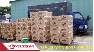 Chành xe gửi hàng ghép đi Khánh Hòa