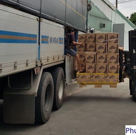 Chành xe gửi hàng Sài Gòn đi Phú Yên