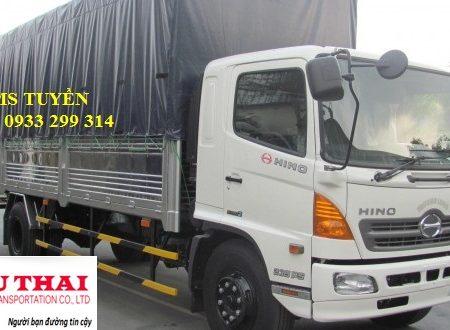 Chành xe chở hàng ghép ra Bình Thuận