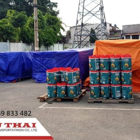 Ghép hàng Sài Gòn đi Ninh Thuận