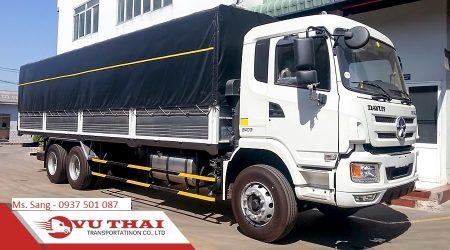 Vận chuyển hàng Bình Dương về Ninh Thuận cước rẻ