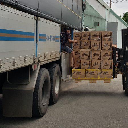 Vận chuyển hàng hóa ghép giá rẻ đi Nha Trang
