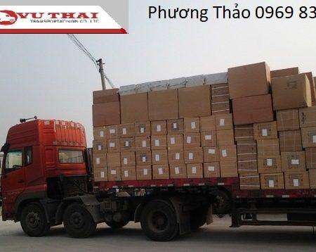 Nhận chuyển hàng Sài Gòn đi Hải Dương