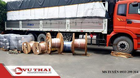 Chành xe chở hàng về Quy Nhơn Bình Định