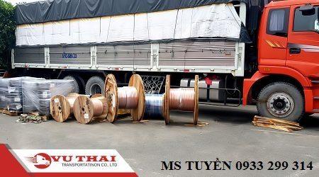 Vận chuyển hàng ra Thái Nguyên từ HCM
