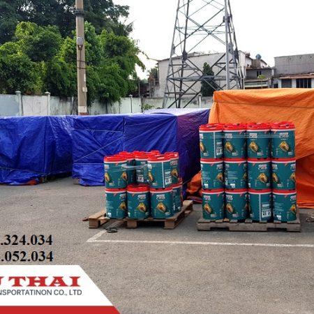 Vận chuyển hàng Bình Định tại Sài Gòn
