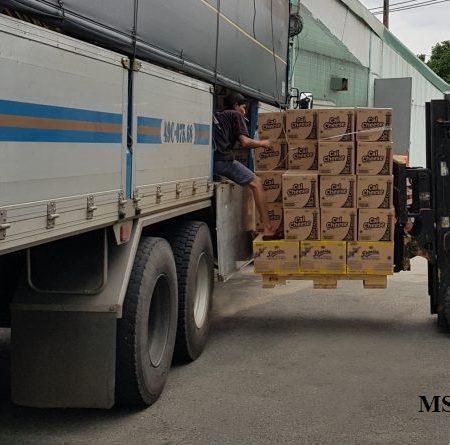 Chành vận chuyển hàng tới Liên Hương