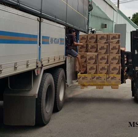 Chành xe chở hàng ghép ra Tuy Hòa