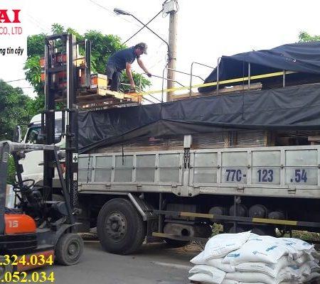 Ghép hàng hóa đi Bình Định giá rẻ