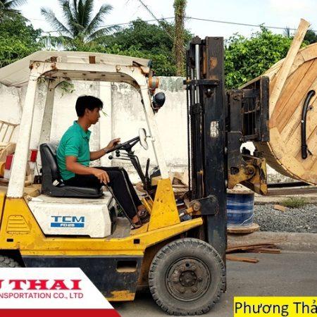 Chành xe vận chuyển đi Thái Bình