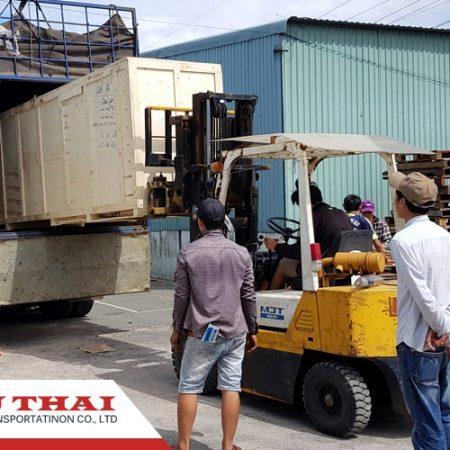Nhận chở hàng đi Tây Ninh tại Sài Gòn