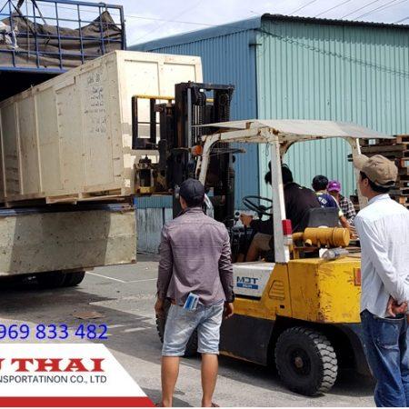 Chành xe HCM tới Bình Phước
