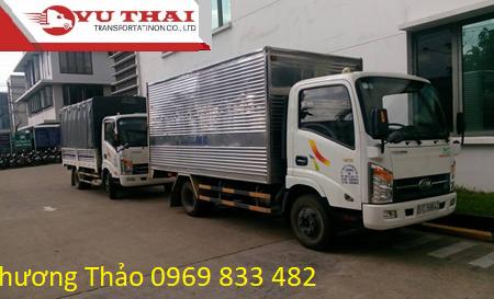 Chuyển hàng HCM tới Quảng Bình