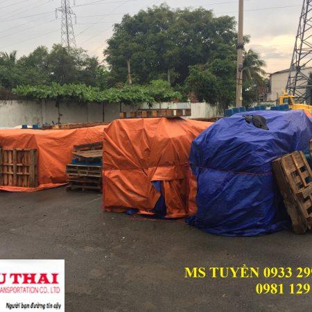 Chành xe nhận chở ghép đi Thái Nguyên