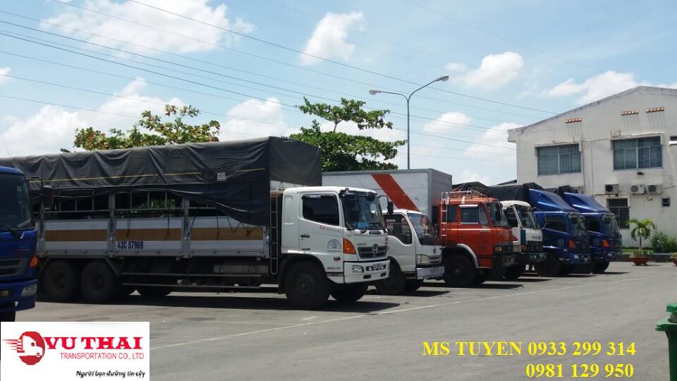 Gửi hàng ghép tại HCM đến Bình Định