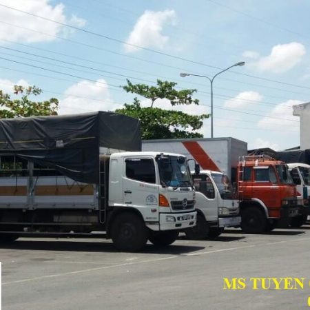 Vận chuyển hàng tại HCM đến Thái Nguyên