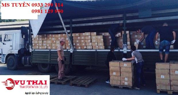 Gửi hàng giá rẻ đến Bình Định