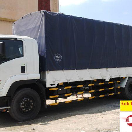 Nhận chuyển hàng từ HCM đi Bình Định giá rẻ