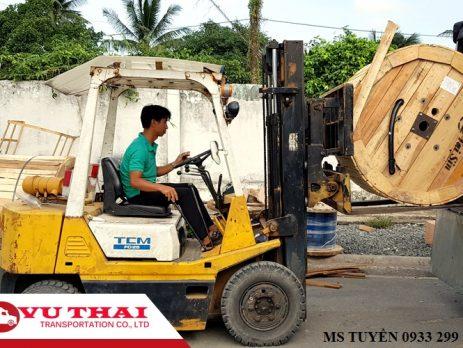 Vận chuyển hàng tại HCM đến An Giang