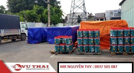 Chành xe chở hàng Ninh Bình