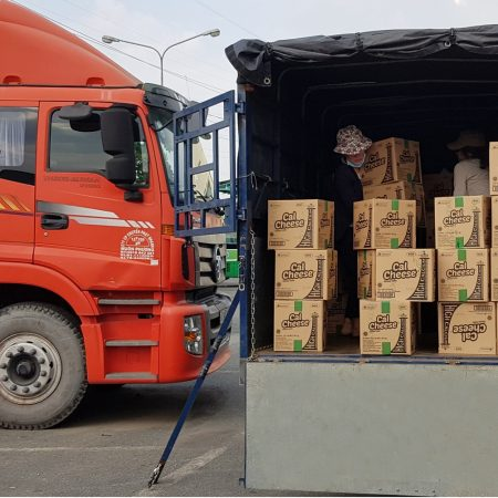 Nhà xe chuyển hàng HCM đi Hải Dương giá rẻ