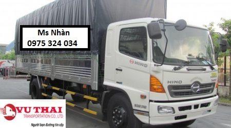 xe chuyên chở hàng ghép đi Tiền Giang