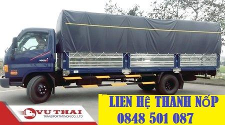 Chành xe gửi hàng HCM đến Bắc Ninh