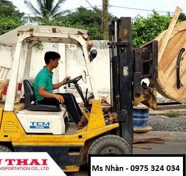 Vận chuyển hàng Sài Gòn đi Cà Mau