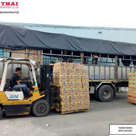Vận chuyển hàng tại HCM đến Cam Ranh