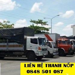 Vận chuyển bao bì HCM đi Bình Thuận