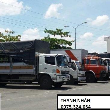 Chành xe gửi hàng SG đi Đà Nẵng