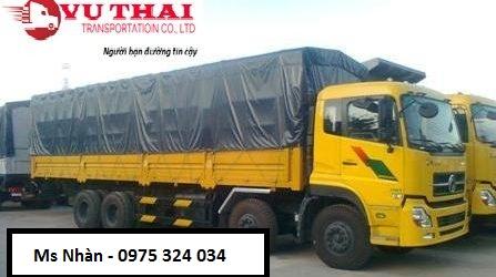 Chành cho thuê xe tải đi Trà Vinh