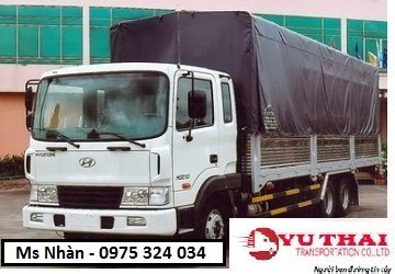 Chành xe tải ghép hàng Sài Gòn đi Lâm Đồng