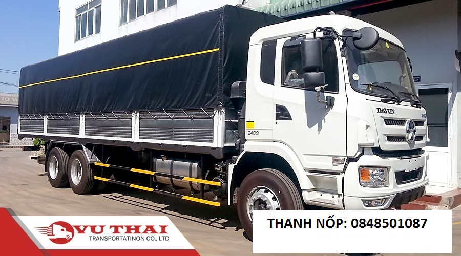 Chành xe gửi hàng HCM đến Phú Thọ