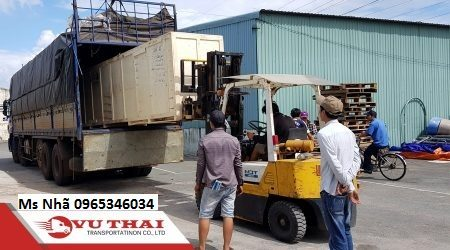 Chành xe ghép hàng Đồng Nai đi Nha Trang