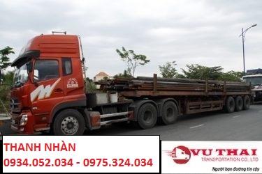 xe chuyên chở hàng ghép đi Ninh Phước