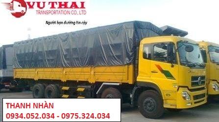 Chành xe tải ghép hàng Sài Gòn đi Nha Trang