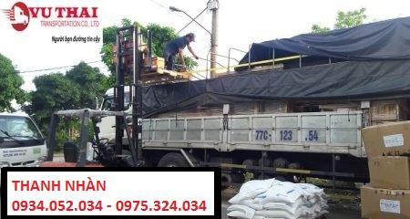Chành xe chở hàng Sài Gòn đi Đức Trọng