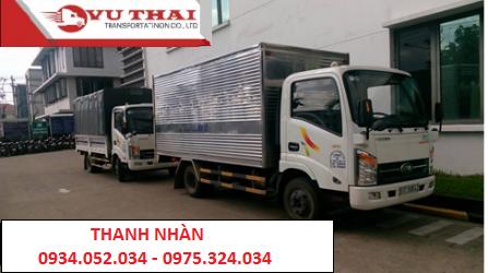 Chành xe hai chiều Sài Gòn Hải Dương