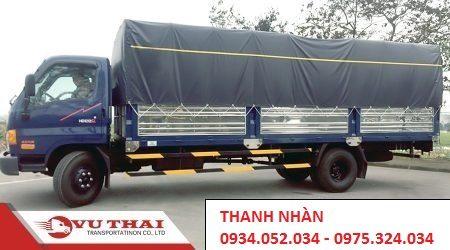 Chành xe chuyển hàng từ Sài Gòn đi Cần Thơ