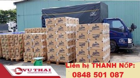 Chành xe gửi hàng HCM đến Hưng Yên